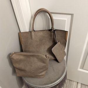 Handbag (3 piece)